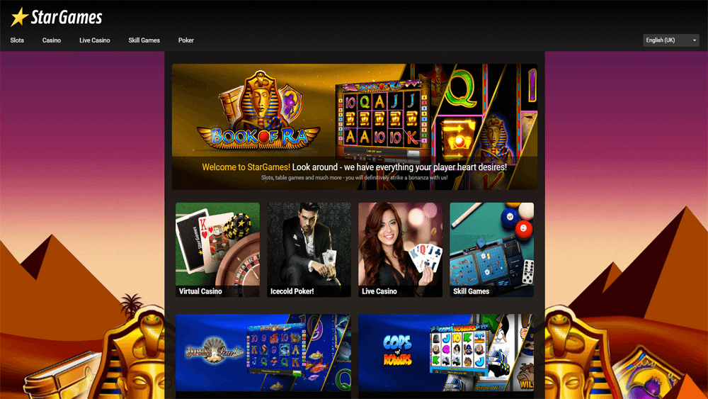 start online casino best online casino